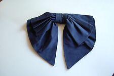 Vintage Satin Bow, Antique, Fashion, Women's Clothing, Accessories