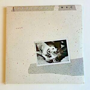 Fleetwood Mac Tusk Double Vinyl LP Record Album 1st Edition 1979 Original
