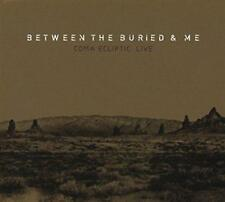 Between The Buried And Me - Coma Ecliptic Live (NEW CD+DVD+BLU-RAY)