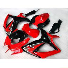 STON Injection Mold Bodywork Fairing for Suzuki GSX R 600 750 K6 2006 2007 (SH)