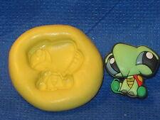 Ninja Turtles Donatello Silicone Mold 139 Cake Candy Chocolate Resin TMNT