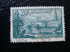 FRANCE - timbre - Yvert et Tellier n° 394 obl (A3) stamp french