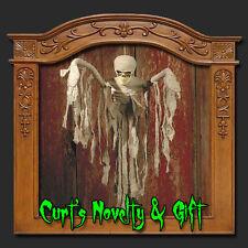 "Hanging 30"" Mummy Halloween Haunted House Prop 291"