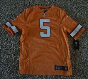 *NWT* Nike Tampa Bay Buccaneers Jersey Orange Men's Sz Small SB LV