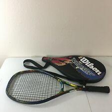 Wilson Photon Havoc Zone Oversized Tennis Racquet with cover