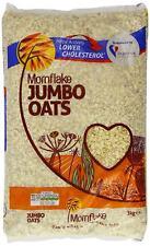 Mornflake Oats Jumbo Oats 3Kg (6 Pack)