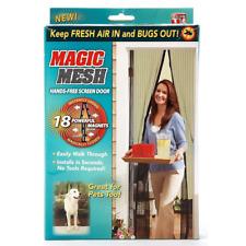 MAGIC MESH Zanzariera con Magneti Tenda Anti-zanzare insetti per Porte Balcone