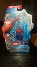 Spiderman 3 Movie Figure Red Blue Spinning Webs Hasbro 5 inch New MOC
