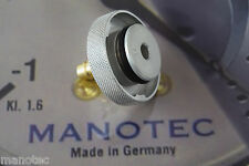 Manotec Adapter 40 Bremsenentlüftungsgerät pass. Nissan Renault Hyundai Kia Ford