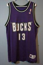 Vintage Champion Glenn Robinson Milwaukee Bucks Jersey Size 48