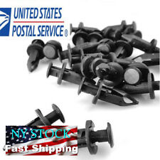 Lot Of 100 ATV Retainer Clips 8mm Push Pin Splash Guard Body Panel Fit For Honda