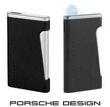 Porsche Design P3641/01 schwarz - Feuerzeug mit Flat-Flame-Zündung
