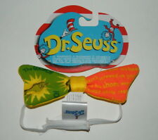 Dr. Seuss How The Grinch Stole Christmas Costume Child's Grinch Bow Tie, UNWORN