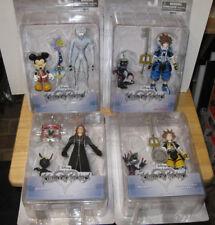 NEW 2017 Kingdom Hearts Series 1 Action Figures Wisdom Master Sora Mickey Axel +