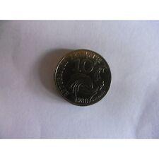 10 Francs 1986 JIMENEZ-TTB