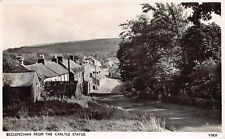 More details for ecclefechan from the carlyle statue dumfriesshire postcard
