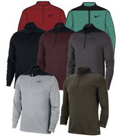 Nike Drifit Half Zip Core Golf Pullover Mens AH5548 - Pick Color & Size