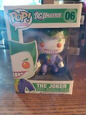 Joker 06 rare vaulted Funko pop