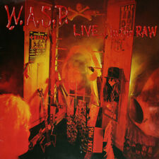 W. a. S.P Live in the Raw LP #G21599