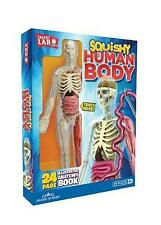 More details for squishy human body - 9780760358580
