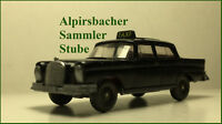 A.S.S WIKING ALTER MERCEDES MB 220 HECKFLOSSE TAXI GK 149/6B CS 379/1A 1.W TOP