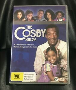 The Cosby Show : Season 3 (DVD, 2007, 4-Disc Set) Very Good Condition Region 4