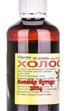 Rosehip Syrup 250g Holosas Холосас 250 г