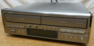 Denon UDRW-250 Hi-Fi Twin Cassette Player Recorder Dolby HX Pro Working With Iss