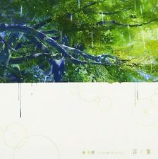 New Hata Motohiro Koto no Ha Rain The Garden of Words Kotonoha no Niwa CD Japan
