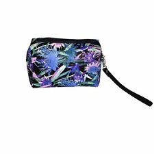Custom Floral Accessory Bag for Makeup, Pencils, and More Can Be Personalized...