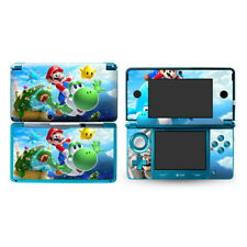 Flying Super Mario 221 Vinyl Decal Sticker Cover For original Nintendo 3DS Skins