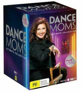Dance Moms Complete Series Season 1-8 1 2 3 4 5 6 7 8 DVD Box Set Region 4 R4