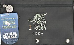 Zipper Pouch by Mead Lucasfilm Star Wars Yoda
