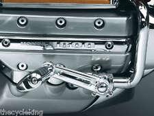 Honda Goldwing GL1500 Gold Wing GL 1500 - CHROME ERGO Dually Foot/Highway Pegs