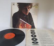 Bob Dylan – Greatest Hits - UK - 1966 - CBS - 62847