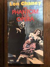 Phantom of the Opera Lon Chaney (VHS, 1986) Goodtimes