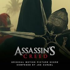 ASSASSIN'S CREED (MUSIQUE DE FILM) - JED KURZEL (CD)