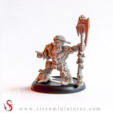 Thaibo - Fantasy dwarf miniature in 32 mm scale for tabletop and board games