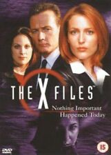 X Files Nothing Important Happened Today 5039036008525 DVD Region 2