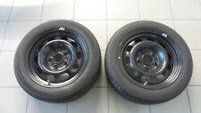 BMW 1er F20 F21 & LCI 2x Sommerräder Reifen Stahlfelge´n 6,5x16 195/55R16 Kumho