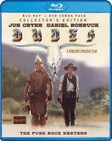 Dudes [New Blu-ray] With DVD, Collector's Ed, Subtitled, Widescreen