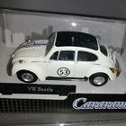 Cararama VW Beetle Herbie #53 1:43 Scale  model car