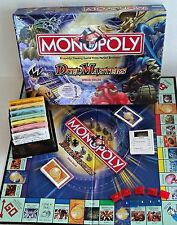Monopoly Duel Masters SPECIAL EDITION Game COMPLETE 2004 EUC!!