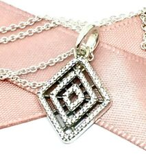 Genuine Pandora Geometric Necklace