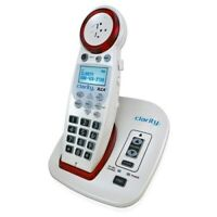 Clarity XLC4 DECT 6.0 Extra Loud Big Button Speakerphone with Talking Caller