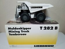 Liebherr T282B Mining Haul Truck - White - Conrad 1:50 Scale Model #2727/0 New!