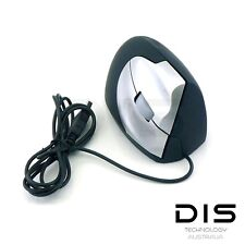 1600DPI Wired Vertical Large Wrist Ergonomic Optical Mouse Mice for PC Computer