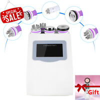 5in1 RF Radio Frequency Cavitation Vacuum Slimming Machine Beauty Fat Burning CE