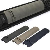 4pcs/Set Tactical Rail Cover 155mm Length For 20mm Rail Weaver Picatinny