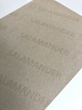 Salamander Bonded Leather - 0.8mm - Leather Craft Reinforcement 1440 x 300mm